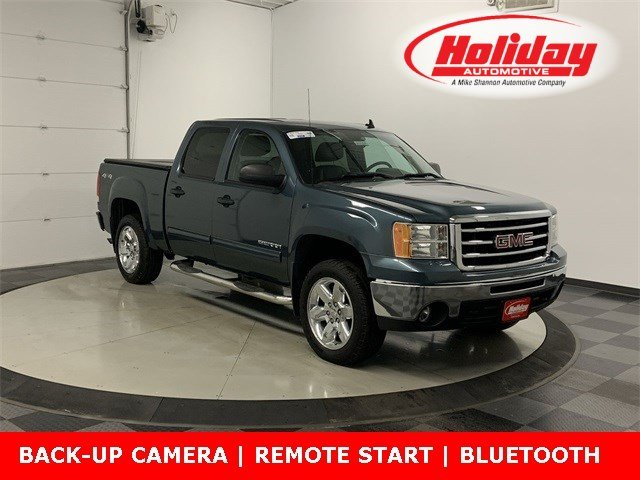 2013 Sierra 1500 Crew Cab 4x4, Pickup #W3165A - photo 1