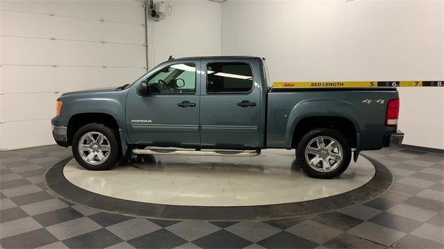 2013 Sierra 1500 Crew Cab 4x4, Pickup #W3165A - photo 32