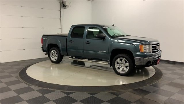 2013 Sierra 1500 Crew Cab 4x4, Pickup #W3165A - photo 35