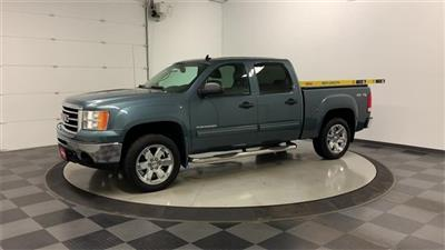 2013 Sierra 1500 Crew Cab 4x4, Pickup #W3165A - photo 3