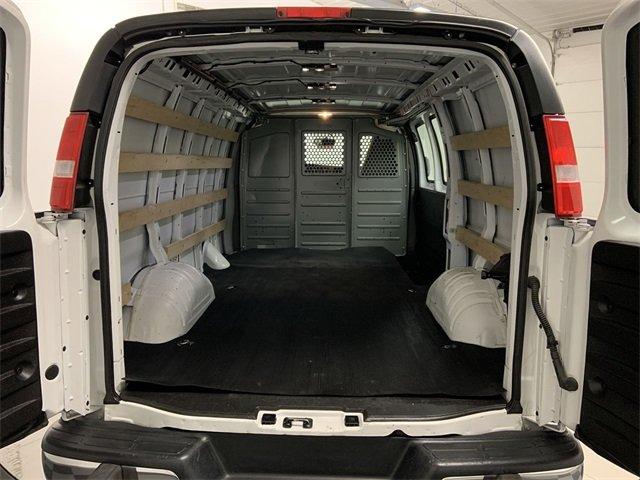 2018 Savana 2500 4x2, Empty Cargo Van #W3338 - photo 1