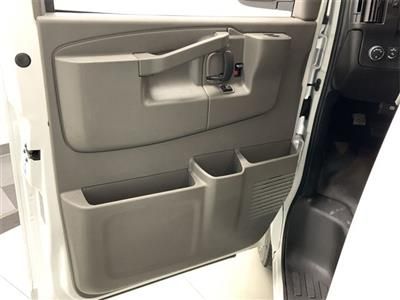 2018 Savana 2500 4x2, Empty Cargo Van #W3339 - photo 8
