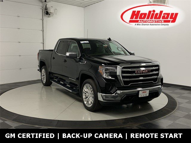 2019 Sierra 1500 Crew Cab 4x4, Pickup #W3594 - photo 1