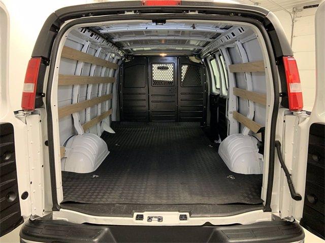 2019 GMC Savana 2500 RWD, Empty Cargo Van #W4009 - photo 1