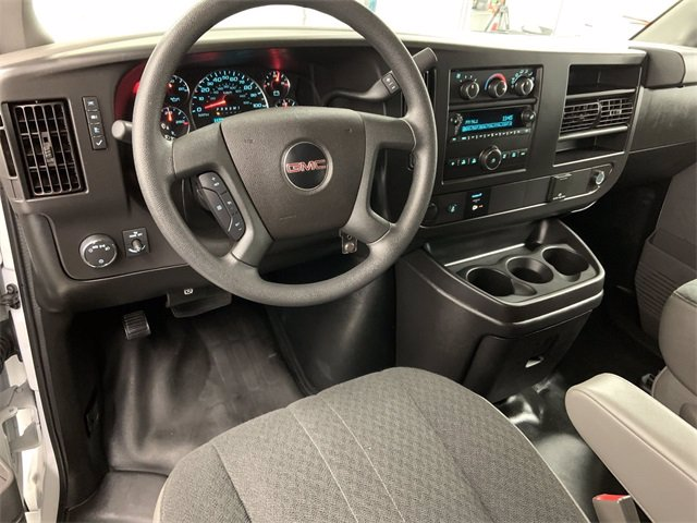2019 GMC Savana 2500 RWD, Empty Cargo Van #W4556 - photo 10