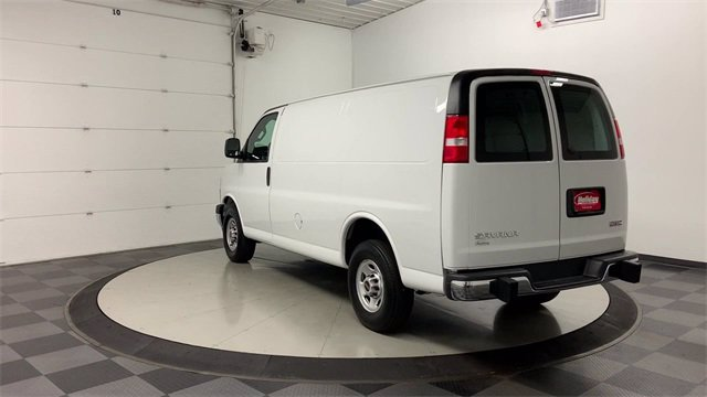 2019 GMC Savana 2500 RWD, Empty Cargo Van #W4556 - photo 6