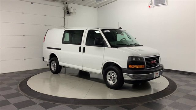 2019 GMC Savana 2500 RWD, Empty Cargo Van #W4556 - photo 23