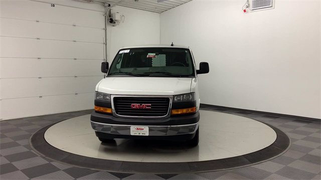 2019 GMC Savana 2500 RWD, Empty Cargo Van #W4556 - photo 24