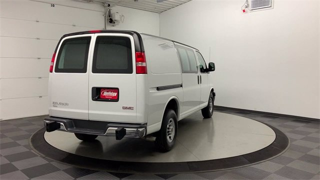 2019 GMC Savana 2500 RWD, Empty Cargo Van #W4556 - photo 27