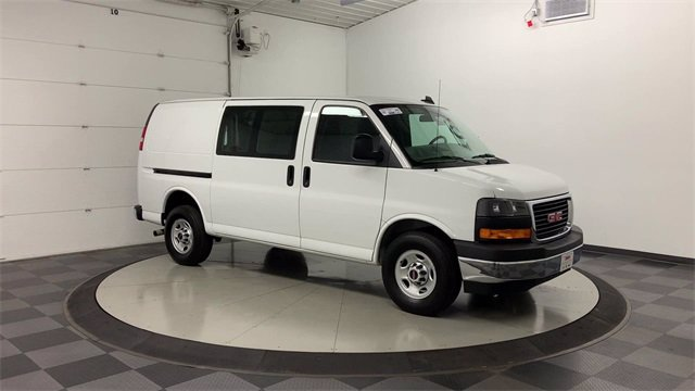 2019 GMC Savana 2500 RWD, Empty Cargo Van #W4556 - photo 28