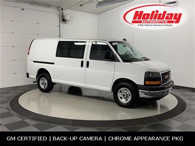 2019 GMC Savana 2500 RWD, Empty Cargo Van #W4556 - photo 1