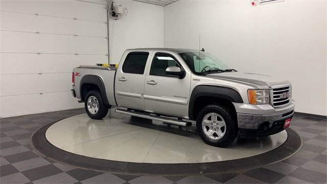2010 GMC Sierra 1500 Crew Cab 4x4, Pickup #W4575A - photo 31