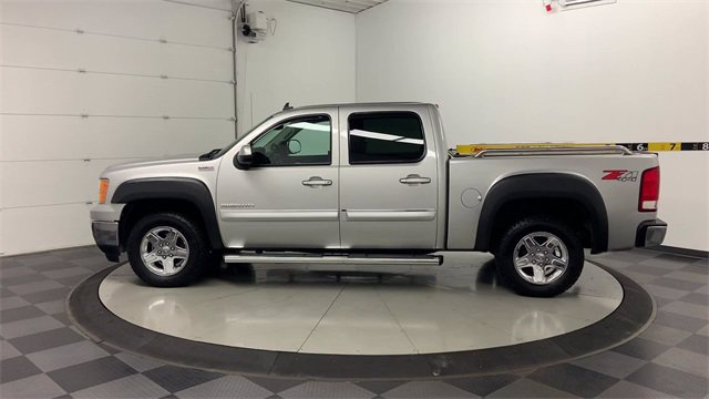2010 GMC Sierra 1500 Crew Cab 4x4, Pickup #W4575A - photo 34