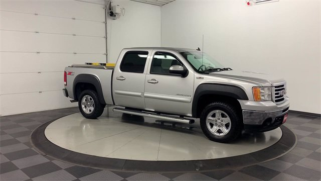 2010 GMC Sierra 1500 Crew Cab 4x4, Pickup #W4575A - photo 36