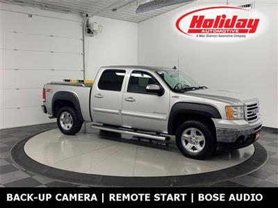 2010 GMC Sierra 1500 Crew Cab 4x4, Pickup #W4575A - photo 1