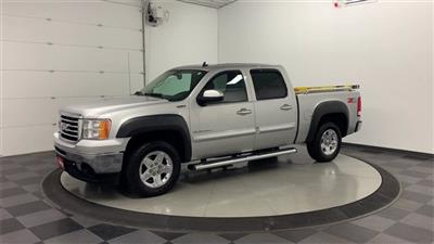 2010 GMC Sierra 1500 Crew Cab 4x4, Pickup #W4575A - photo 33