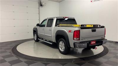 2010 GMC Sierra 1500 Crew Cab 4x4, Pickup #W4575A - photo 3