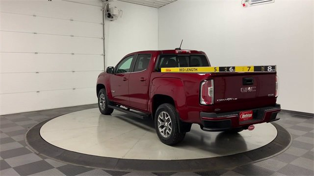 2018 GMC Canyon Crew Cab 4x4, Pickup #W4707 - photo 3