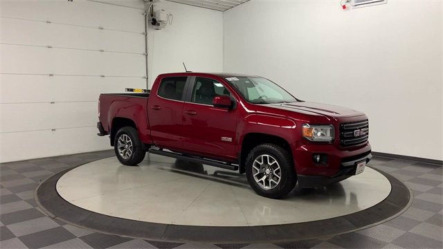 2018 GMC Canyon Crew Cab 4x4, Pickup #W4707 - photo 33