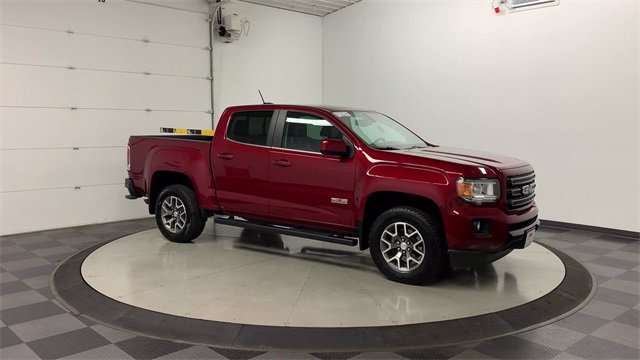 2018 GMC Canyon Crew Cab 4x4, Pickup #W4707 - photo 38