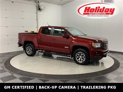 2018 GMC Canyon Crew Cab 4x4, Pickup #W4707 - photo 1