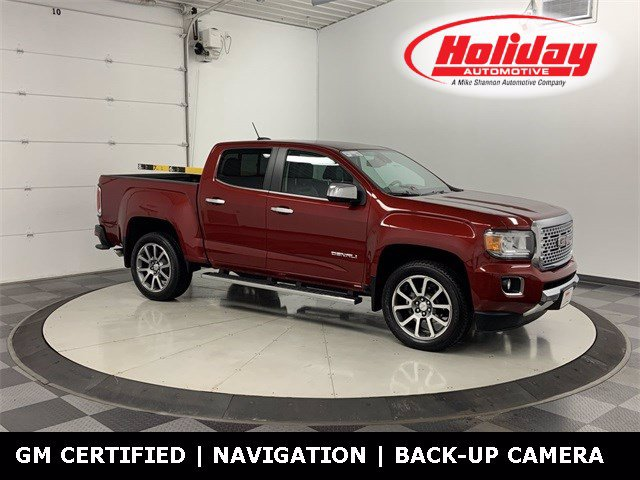 2018 GMC Canyon Crew Cab 4x4, Pickup #W4784 - photo 1