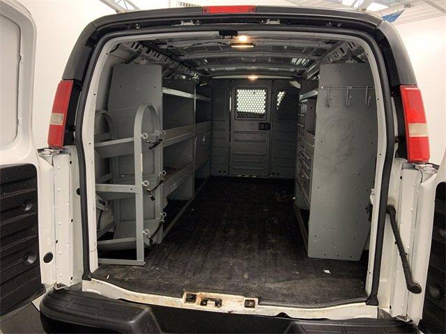 2014 GMC Savana 2500 4x2, Upfitted Cargo Van #W4792 - photo 1