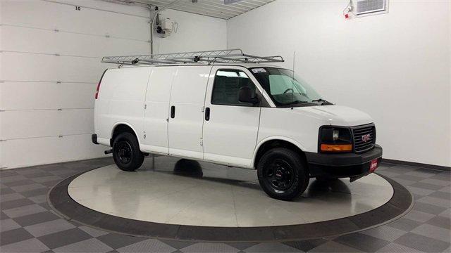 2014 GMC Savana 2500 4x2, Upfitted Cargo Van #W4792 - photo 28