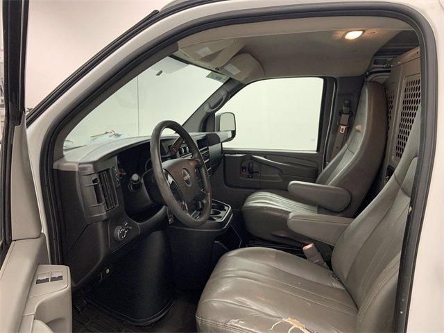 2014 GMC Savana 2500 4x2, Upfitted Cargo Van #W4792 - photo 4
