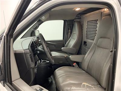 2014 GMC Savana 2500 4x2, Upfitted Cargo Van #W4792 - photo 9
