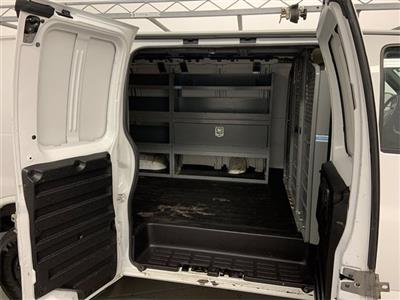 2014 GMC Savana 2500 4x2, Upfitted Cargo Van #W4792 - photo 17
