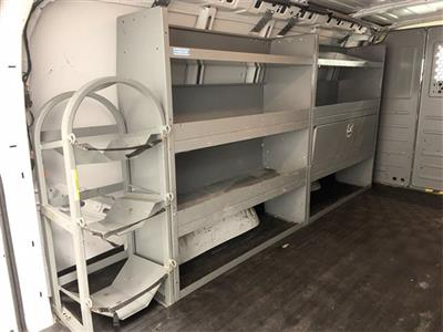 2014 GMC Savana 2500 4x2, Upfitted Cargo Van #W4792 - photo 19