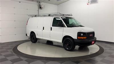 2014 GMC Savana 2500 4x2, Upfitted Cargo Van #W4792 - photo 22