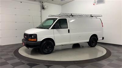 2014 GMC Savana 2500 4x2, Upfitted Cargo Van #W4792 - photo 24
