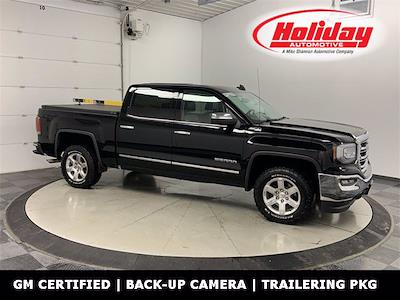 2017 GMC Sierra 1500 Crew Cab 4x4, Pickup #W4821B - photo 1