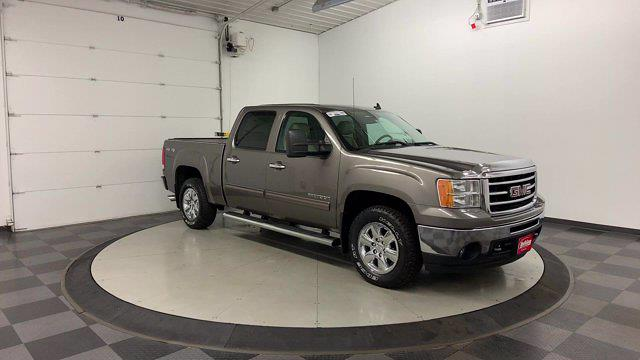 2013 GMC Sierra 1500 Crew Cab 4x4, Pickup #W4844A - photo 32