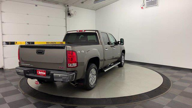 2013 GMC Sierra 1500 Crew Cab 4x4, Pickup #W4844A - photo 2