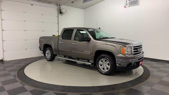 2013 GMC Sierra 1500 Crew Cab 4x4, Pickup #W4844A - photo 37