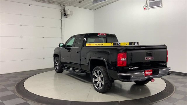 2018 GMC Sierra 1500 Double Cab 4x4, Pickup #W5004 - photo 2