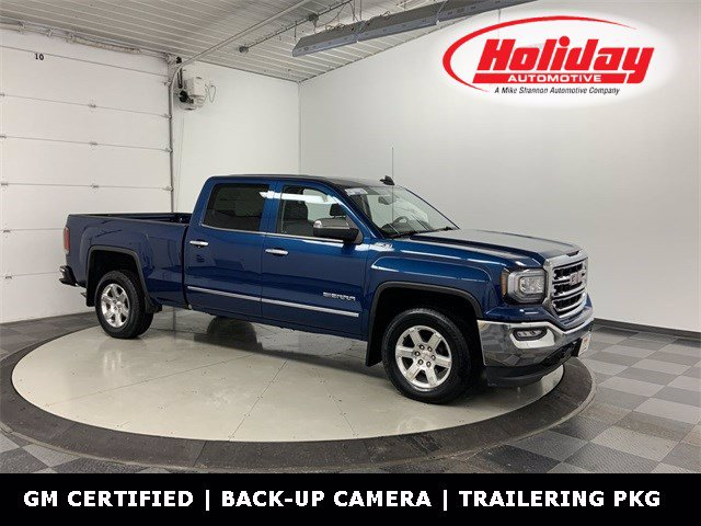 2018 GMC Sierra 1500 Crew Cab 4x4, Pickup #W5177 - photo 1
