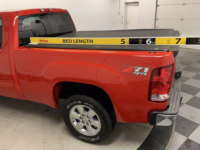 2012 GMC Sierra 1500 Extended Cab 4x4, Pickup #W5540A - photo 22