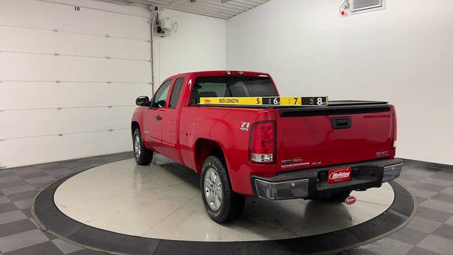 2012 GMC Sierra 1500 Extended Cab 4x4, Pickup #W5540A - photo 3