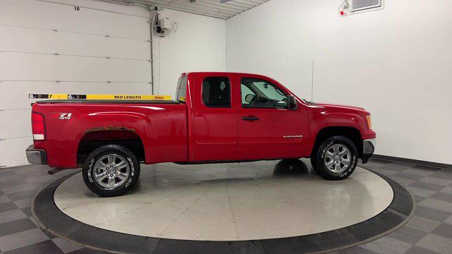 2012 GMC Sierra 1500 Extended Cab 4x4, Pickup #W5540A - photo 32