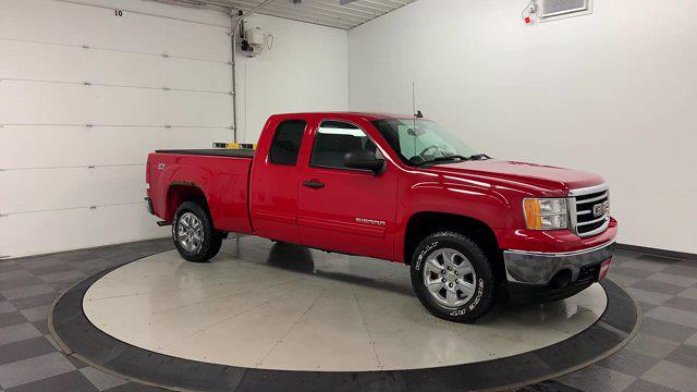 2012 GMC Sierra 1500 Extended Cab 4x4, Pickup #W5540A - photo 33