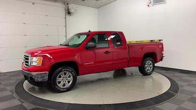 2012 GMC Sierra 1500 Extended Cab 4x4, Pickup #W5540A - photo 30