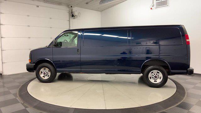 2009 GMC Savana 3500 4x2, Empty Cargo Van #W5620A - photo 23