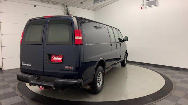 2009 GMC Savana 3500 4x2, Empty Cargo Van #W5620A - photo 2