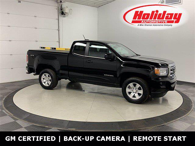 2018 GMC Canyon Extended Cab 4x4, Pickup #W5894 - photo 1