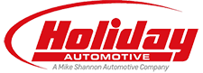 Holiday GMC logo