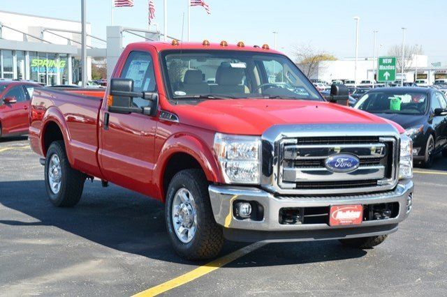 2016 F-250 Regular Cab, Pickup #16F203 - photo 5